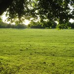 Ealing Common Park - across the road from the hotel