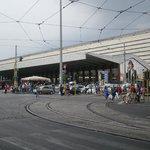 近くのテルミニ駅