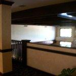 Balcony Level in Hotel
