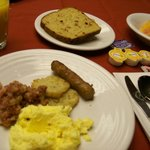 Complimentary Tasty Hot Breakfast