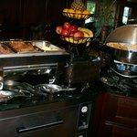 Breakfast Buffet Hot Entrees