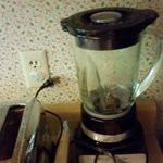 Modern Appliances in the kitchen.