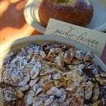 Wow! The almond croissant!