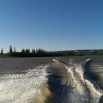 Boat Ride back