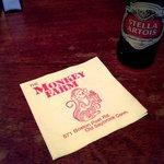 Keepsake napkin