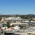 View from Balcony to Tweed Bowls Club