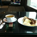Lunch at the Lounge