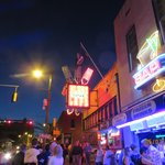 Beale Street and Blues City