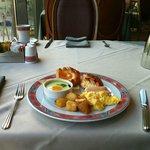 Sumptuous Buffet Breakfast