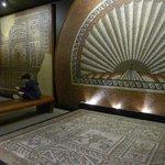 Mosaics at the Verulamium Museum