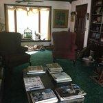 reading room (civil war memorabilia)