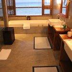 toilet water villa