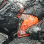 Red hot lava!