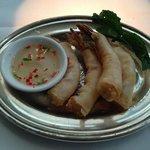 Shrimp Rolls Appetizer