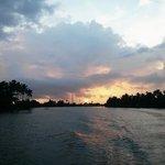 Sunset Boat Ride !!!