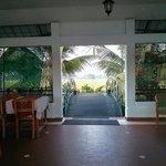 Reception Area ..