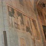 Frescoes inside