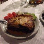 Manolis Garden Taverna Foto
