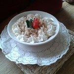 Homemade Sherry Trifle