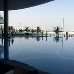 Pool @ Jumeirah Etihad Towers