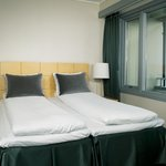 Guest rooms-