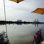 Beautiful Saigon Setting