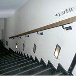 Escaliers parking