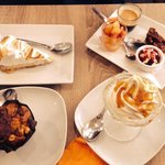Les desserts maison
