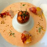Lobster Gazpacho