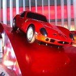 La 250 GTO esposta
