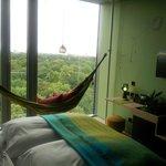 Jungle room (9ème étage)