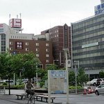 Hotel from JR Hakodate Station
