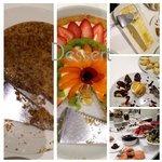 Dal buffet dei dessert