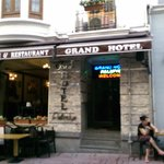 the little restaurant