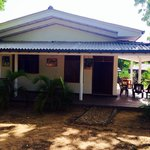 The guesthouse (double rooms)