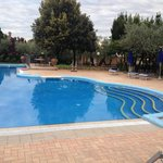 La piscina!��