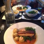 Salmon. Delicious!