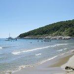 stranden Sunj