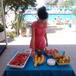 fruit service