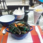 The mussels you must try! Best in Thailand