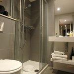 bathroom of 2 rooms apartment