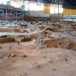 Parque arqueológico.