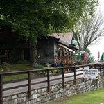 Cafe at Scuola Sci Valle D'Intelvi