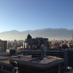 View of Andes