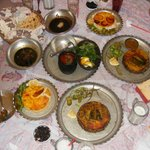 Photo of Haft Kahn Restaurant Complex