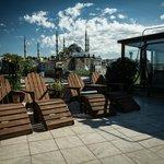 Terrace (Hagia Sophia)