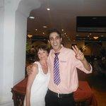 Elaine & Mahmed