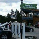 Heimat.no Telsa Supercharger
