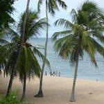 Beach at your doorstep