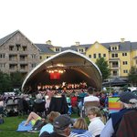 Bring a Lawn Chair and a Picnic for the Summer Concert Series at Jackson Gore, Ludlow Vermont